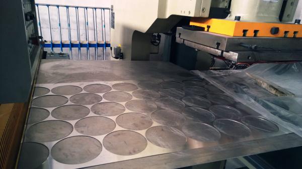 铝圆片加工