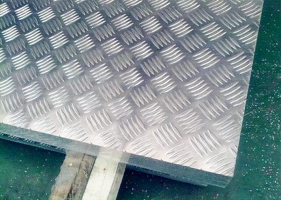 桂林花纹铝板